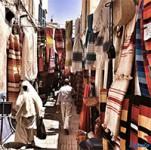 Marocco Marrakech souk