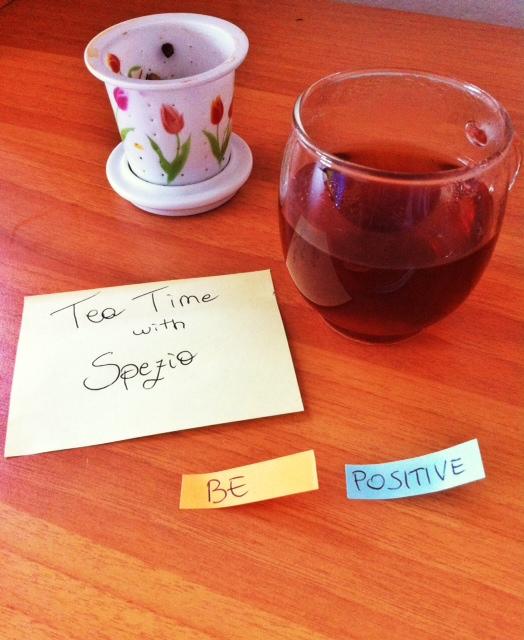 tè al cioccolato