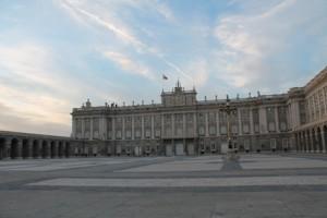 Madrid Spagna Spezio