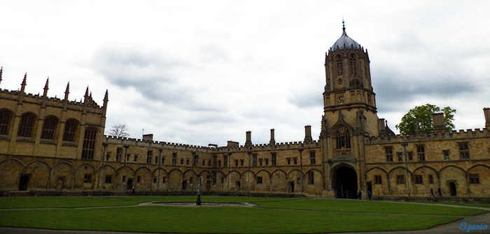 Christ Church College Alice Ezio Totorizzo