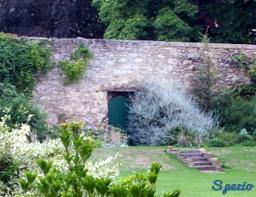 Porta giardino Christ Churh Alice Ezio Totorizzo