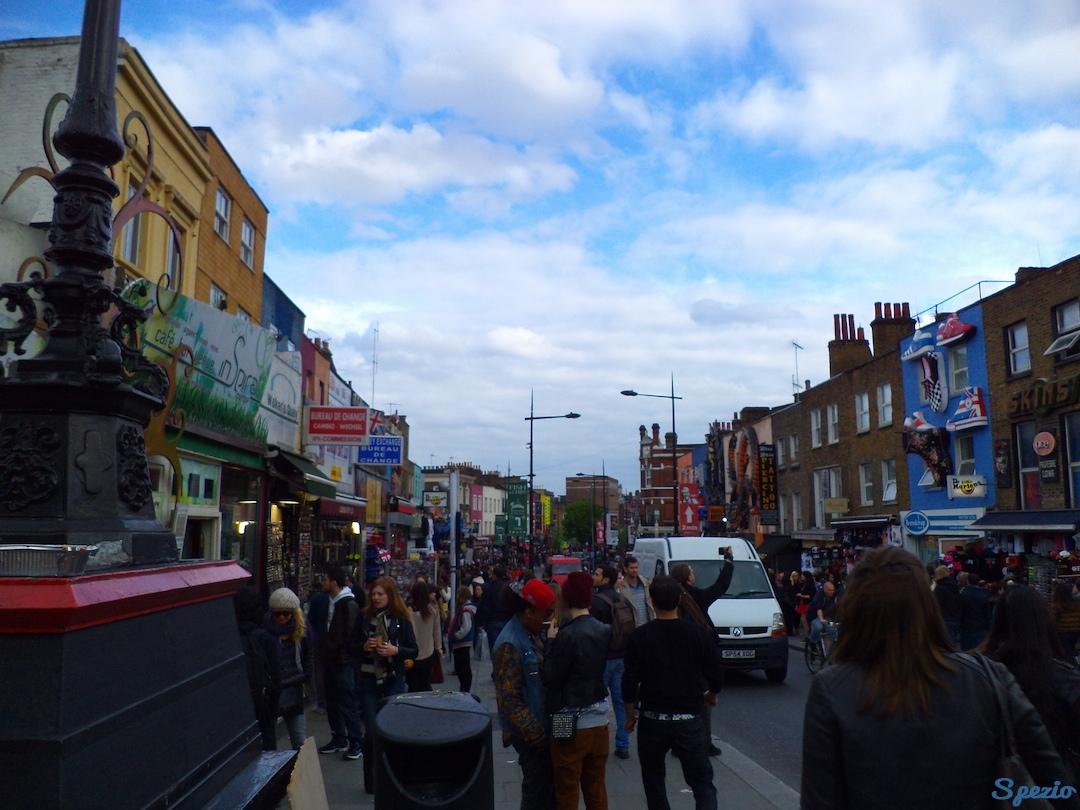 Camden Town Panoramica