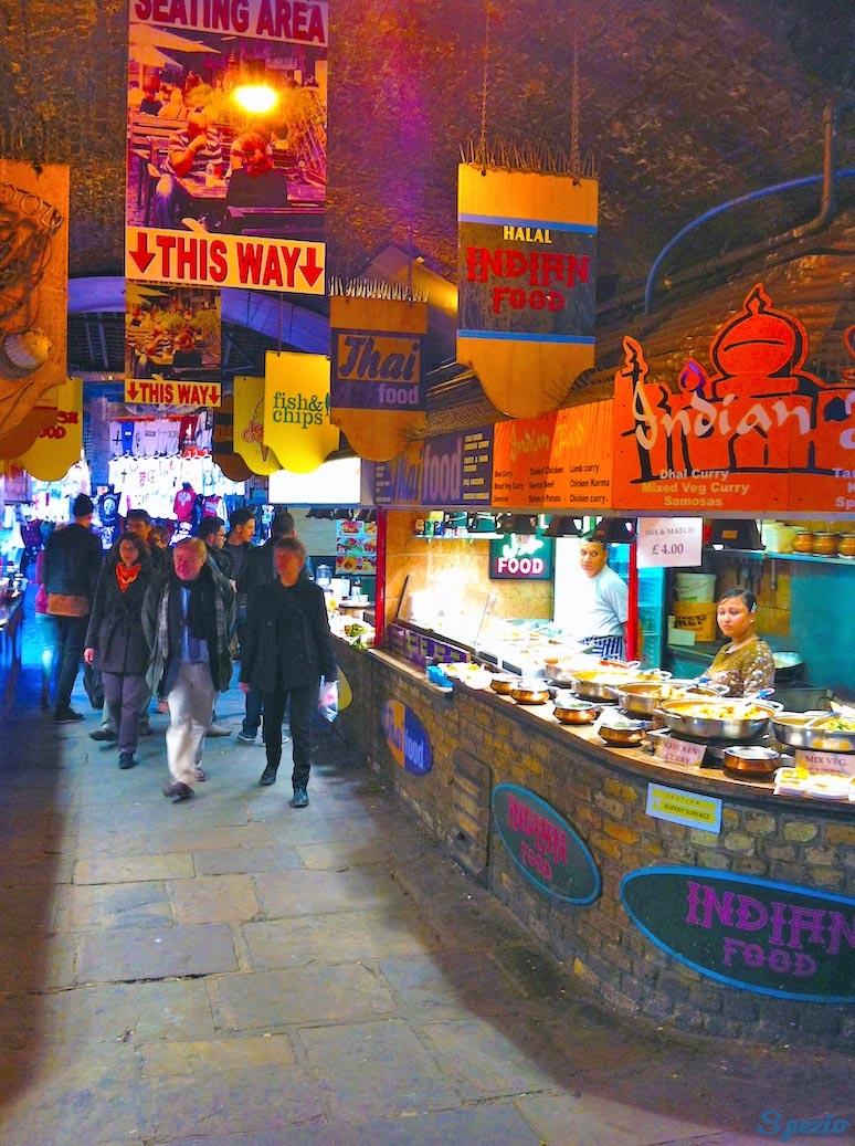 Camden Town Londra Ristorante Indiano