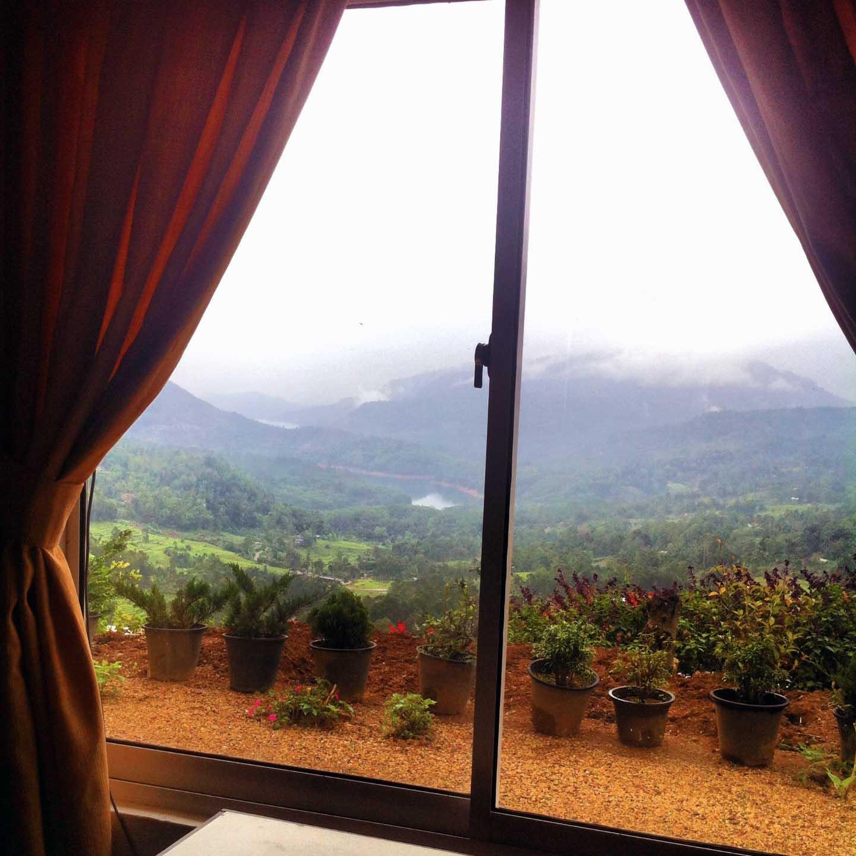 Sri Lanka sui sentieri del tè con Elena dalla finestra
