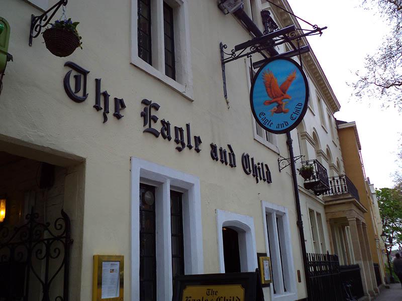 Pub Tour Oxford