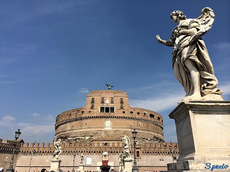Angeli e Demoni Castel Sant'Angelo