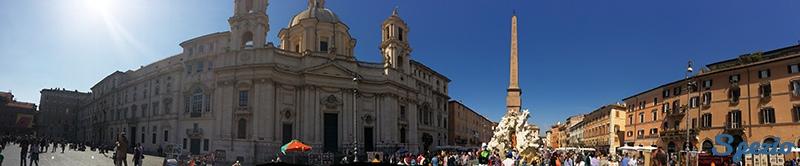 Angeli e Demoni Piazza Navona