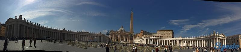Angeli e Demoni Piazza San Pietro