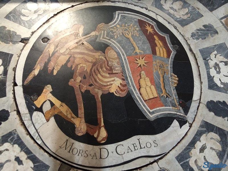 Angeli e Demoni Santa Maria del Popolo Cappela Chigi