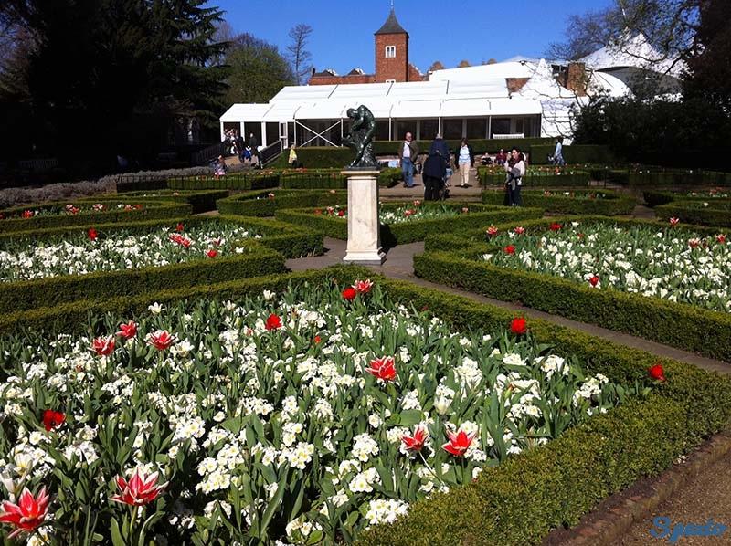 Holland Park giardino olandese