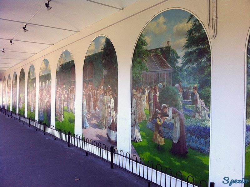 Holland Park Galleria