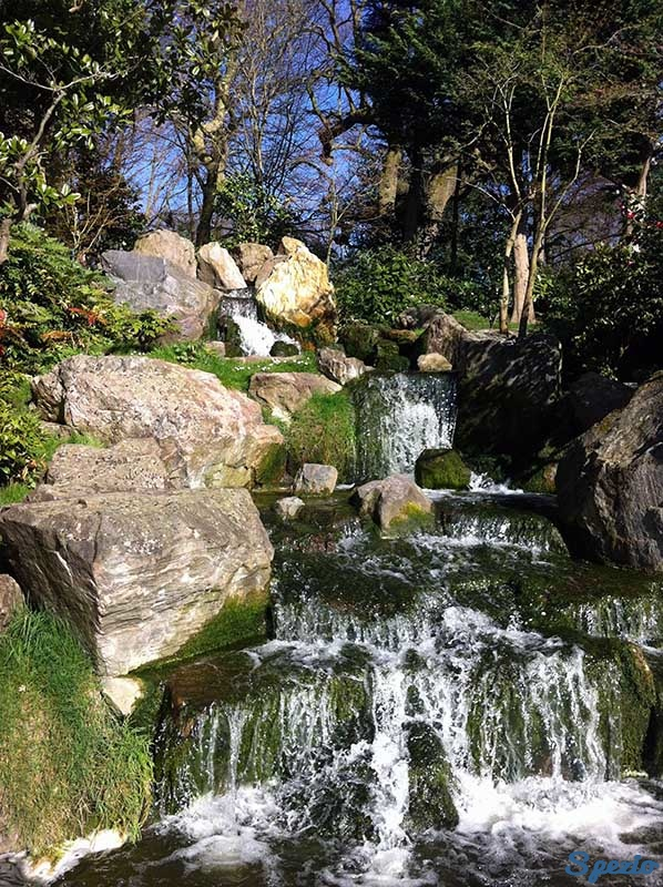 Holland Park Cascata