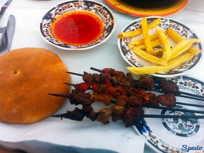 Street Food Piazza Jemaa el Fna