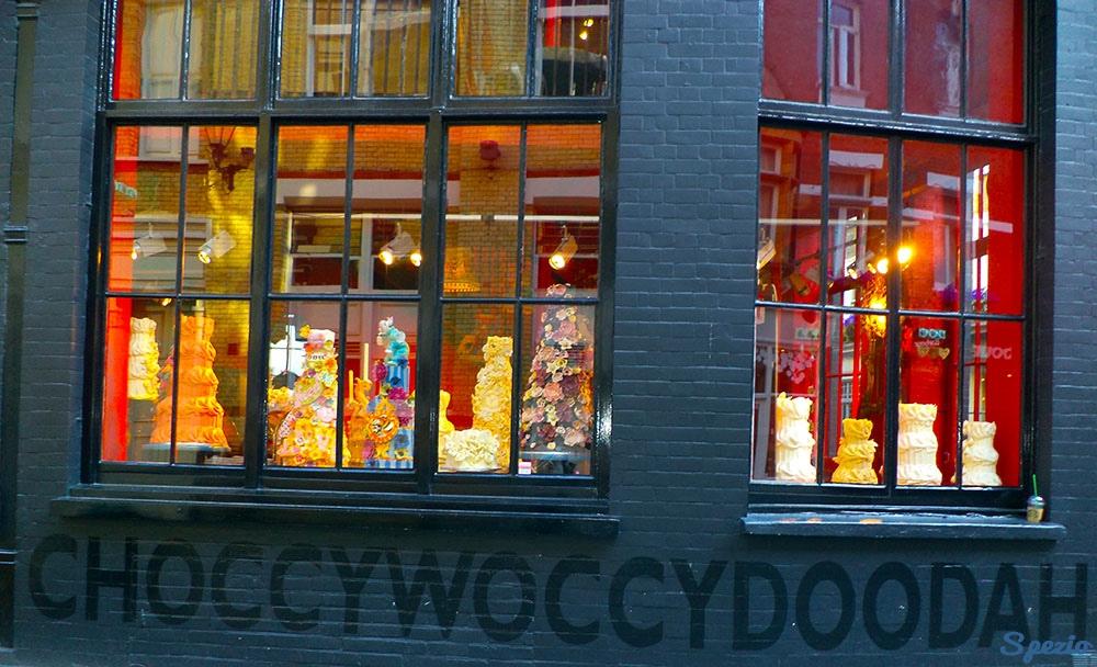 Choccywoccydoodah a Londra