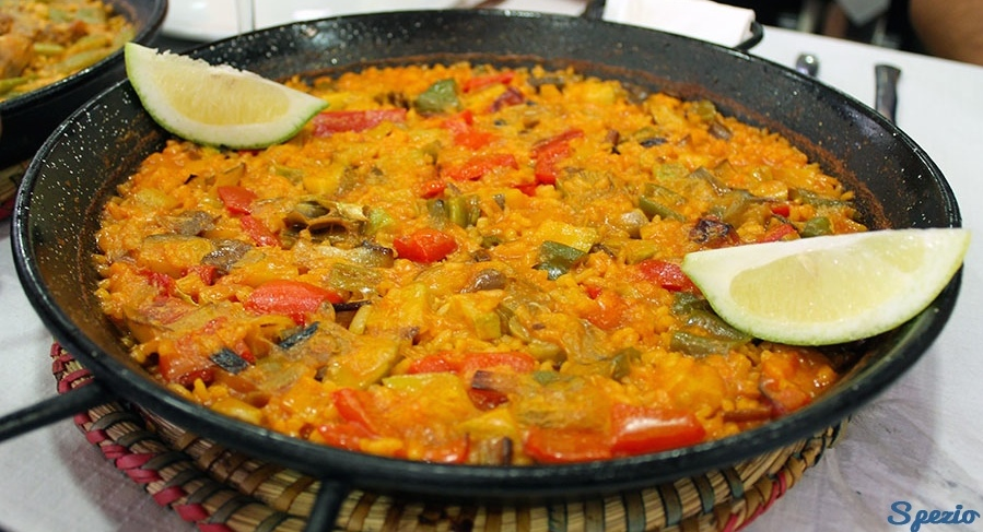Piatti tipici della Spagna: la Paella
