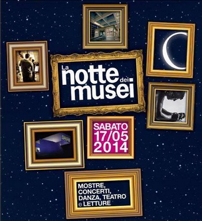Notte Europea dei Musei 2014