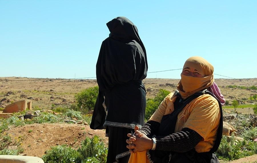 I feel Marocco Donne al lavoro