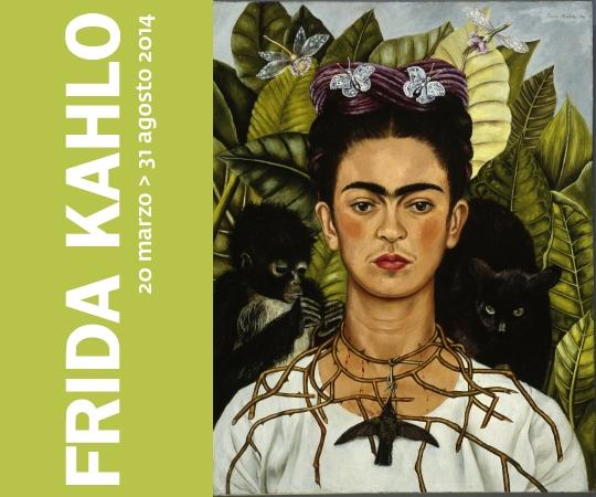 Frida Kahlo in mostra alle scuderie del Quirinale