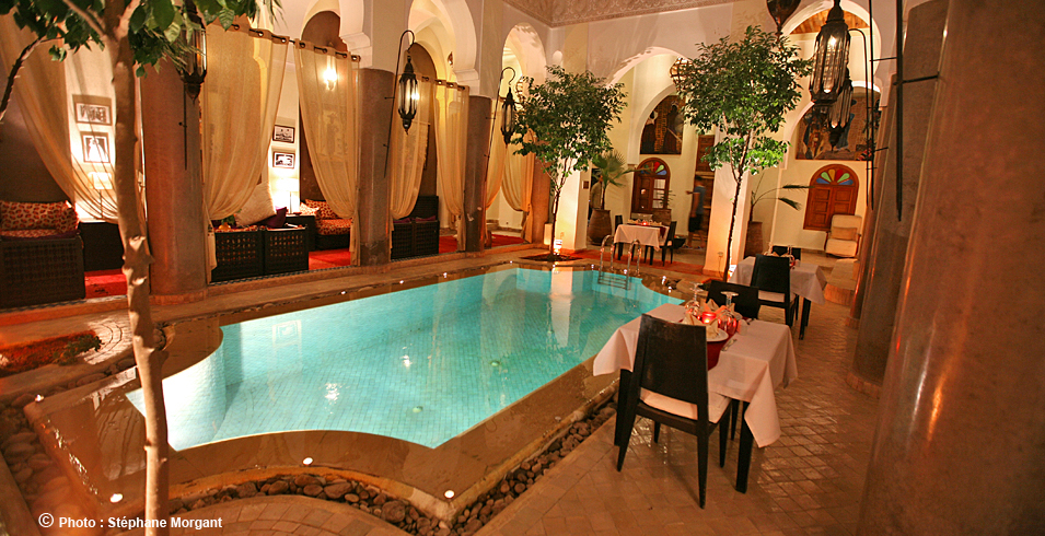 Riad in marocco la mia esperienza for Riad piscine privee marrakech