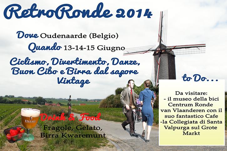 RetroRonde Fiandre