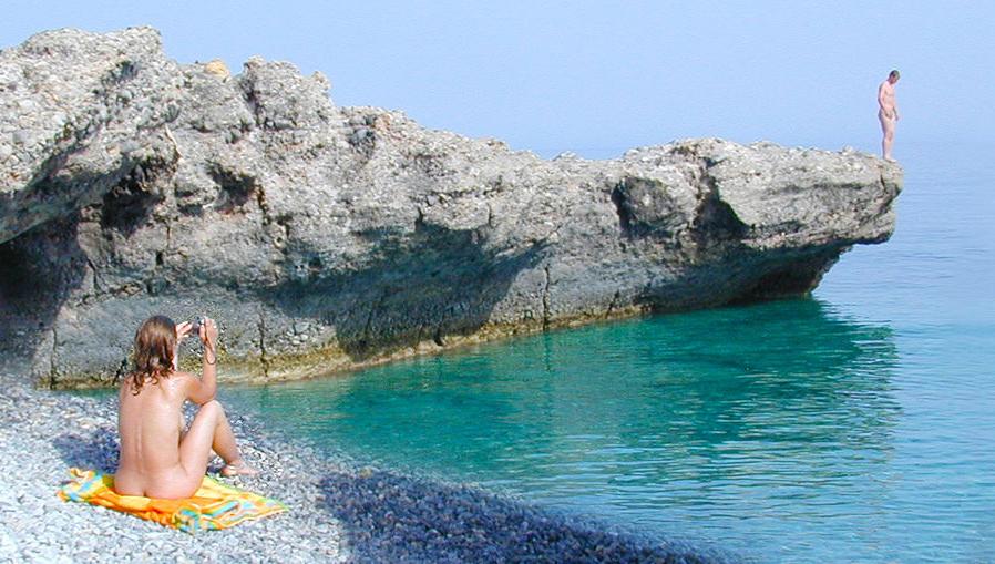 Spiagge Naturiste Nudismo in Italia