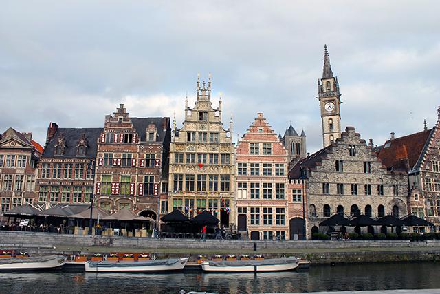 Fiandre Belgio Gent