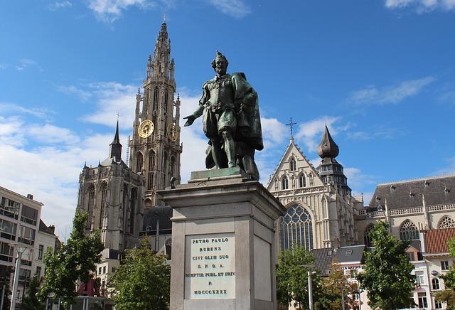 Fiandre Belgio Anversa