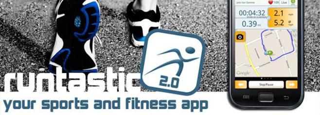 App per Dimagrire corsa sport runtastic