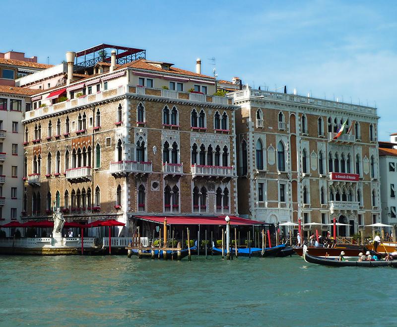 Assouline Boutique Venice Bauer Hotel