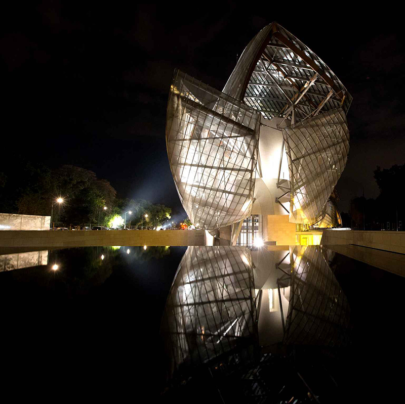 Fondation Louis Vuitton sera