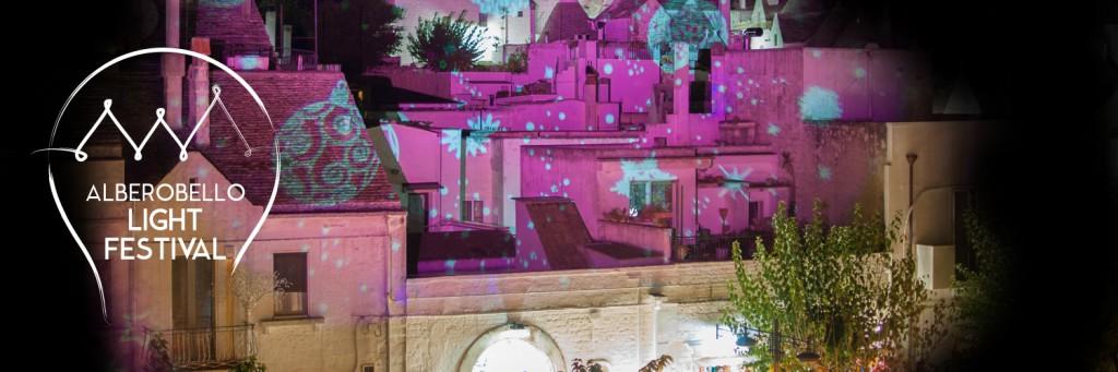 Alberobello Light Festival Anno della Luce e delle tecnologie basate sulla luce UNESCO 2015