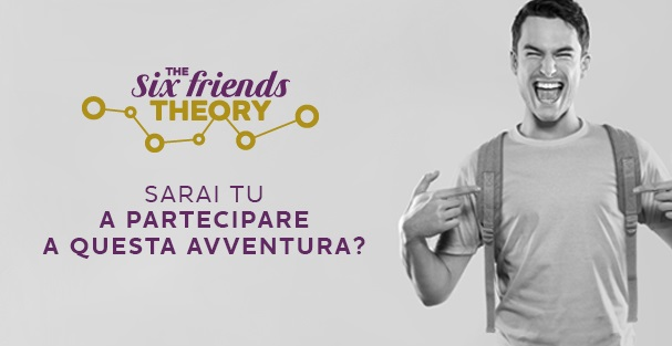 Yhe Six Friends Theory Mercure Hotels #6FriendsTheory
