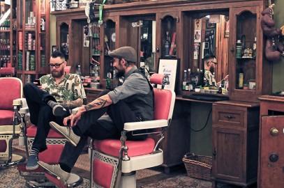 Schorem Barbier: barba e capelli con stile a Rotterdam