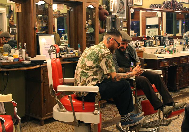 Barbier Barber Shop Rotterdam Schorem