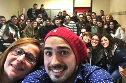 """Social Media Marketing: Spezio incontra i ragazzi dell'ITC """"Vitale Giordano"""" di Bitonto"""
