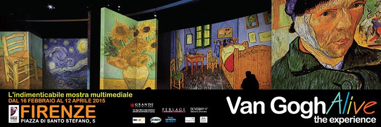 Van Gogh Alive Firenze