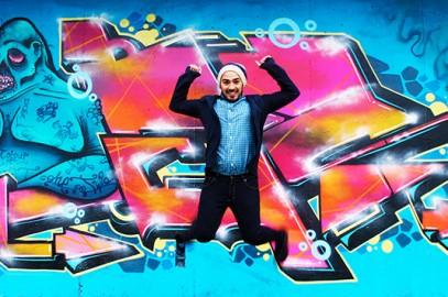 Faccio un salto in Austria: scatti e Street Art a Linz