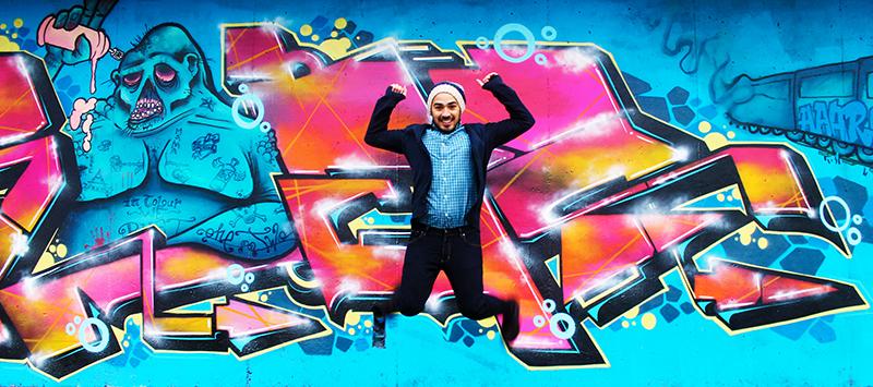 Street Art a Linz