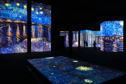 Van Gogh Alive Firenze 2015: un nuovo modo di vivere l'Arte