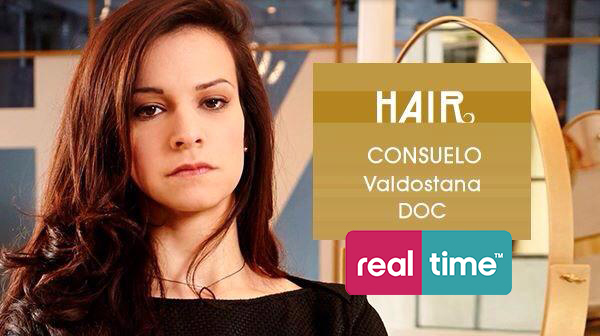 Consuelo Stoto Hair Real Time