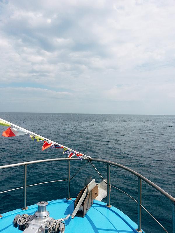 Bari per mare