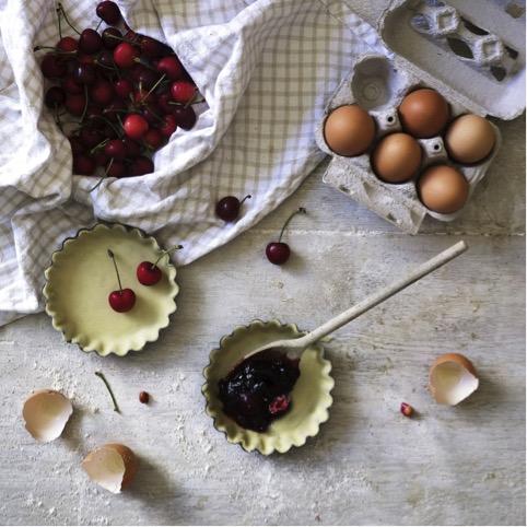Cherry Pie ricetta ciliegie