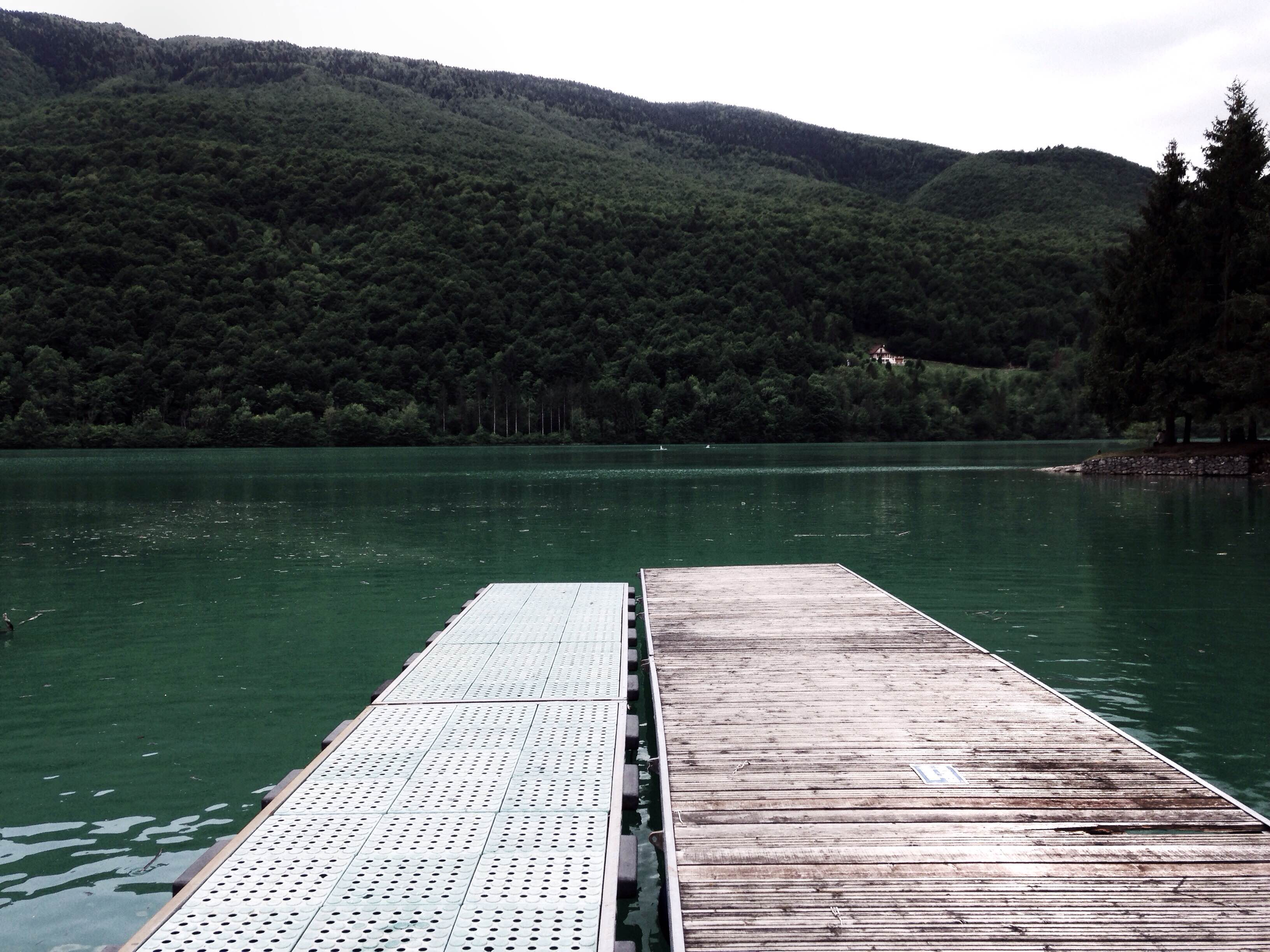 lago di Barcis dolomiti friulane