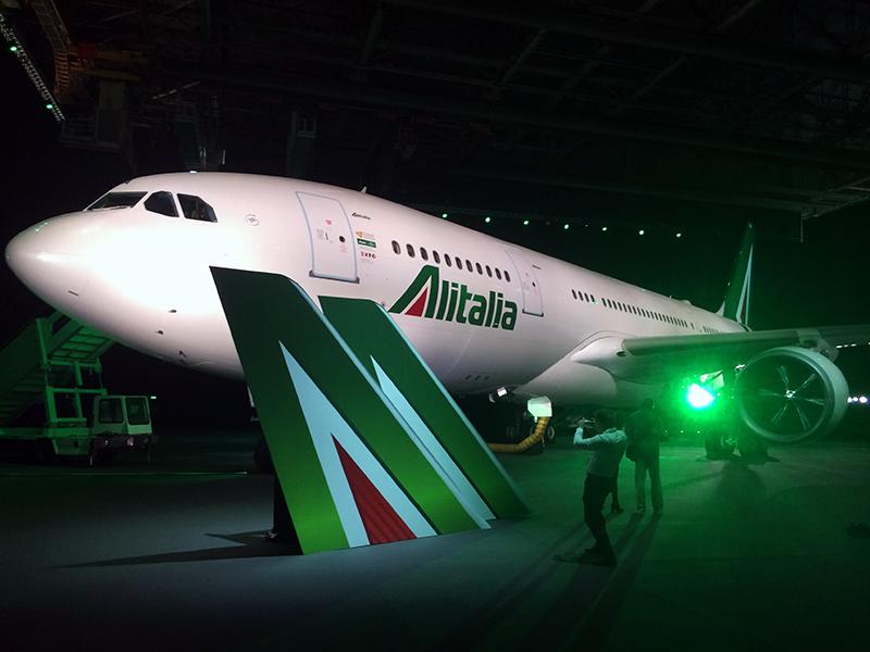 Novità Alitalia