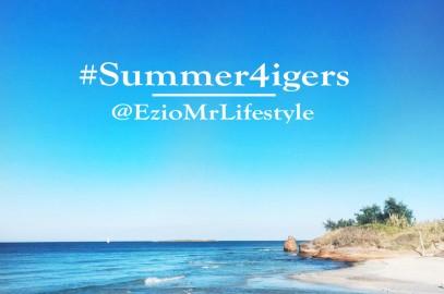 #Summer4igers: tagga la tua Estate su Instagram