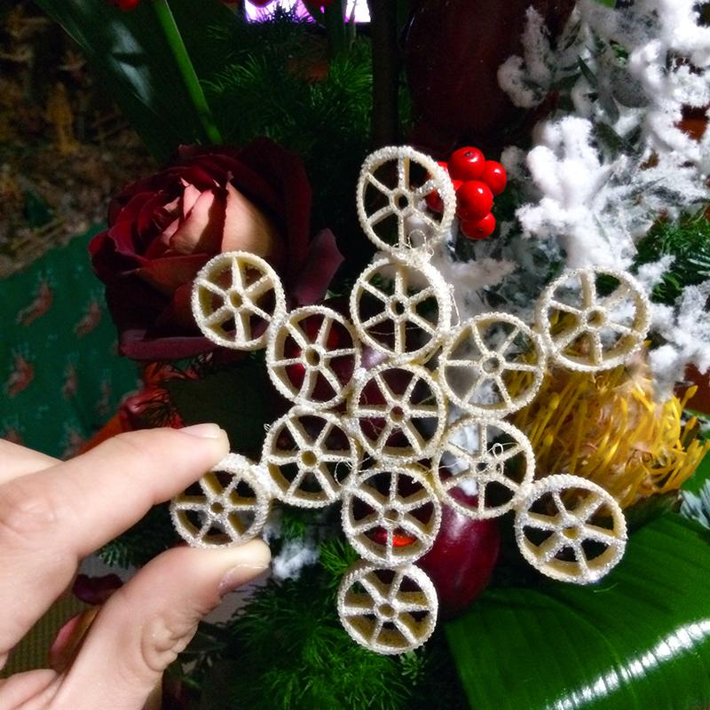 Amato Idee per Natale: piccole decorazioni per il vostro albero - Spezio CU08