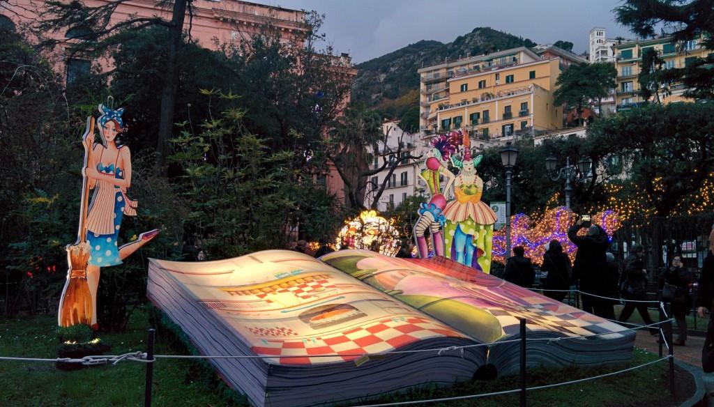 Salerno: Luci d'Artista fino al 24 gennaio