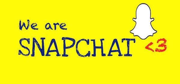 We Are Snapchat