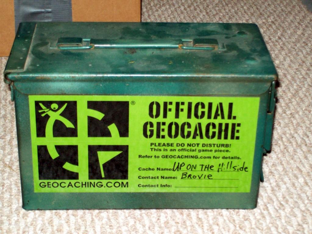 Geocaching - Caccia al tesoro mondiale