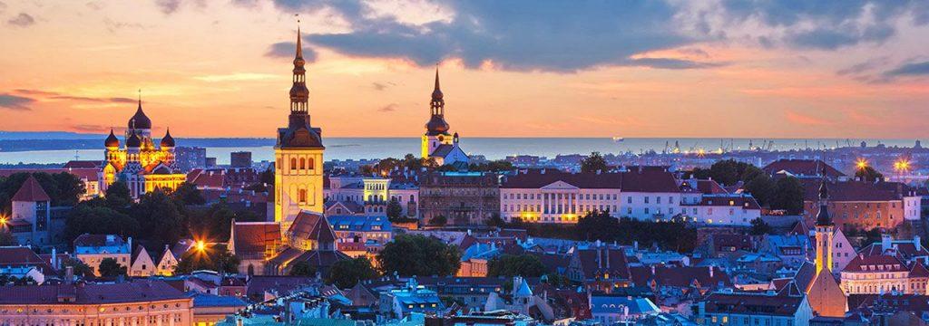 Erasmus a Tallin